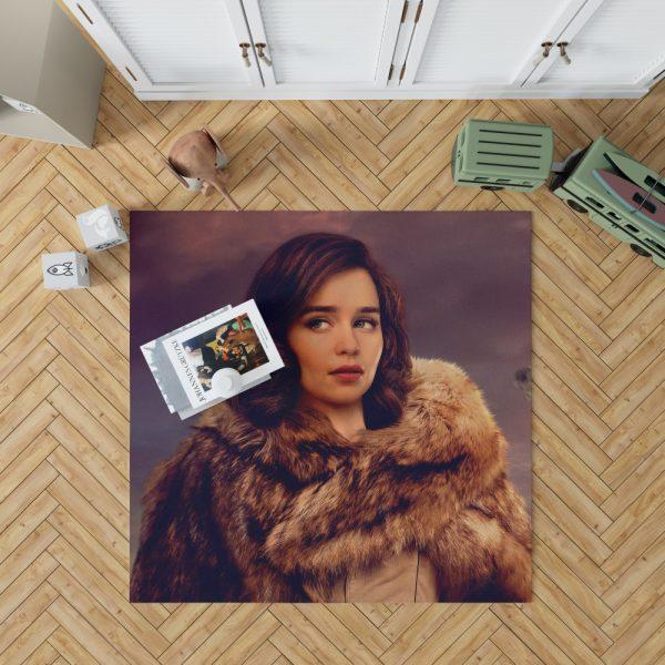 Solo A Star Wars Story Movie Emilia Clarke Qi'ra Bedroom Living Room Floor Carpet Rug 1