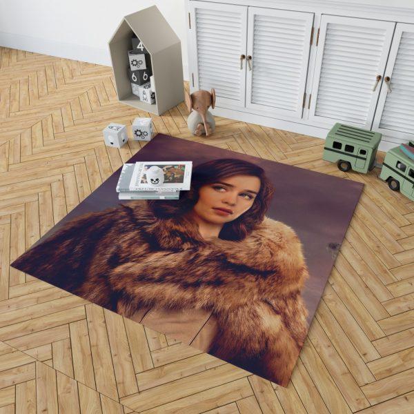 Solo A Star Wars Story Movie Emilia Clarke Qi'ra Bedroom Living Room Floor Carpet Rug 2
