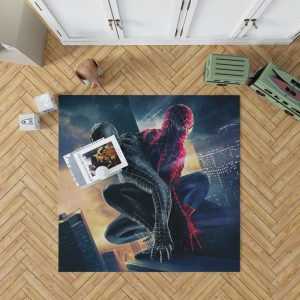 Spider-Man 3 Movie Bedroom Living Room Floor Carpet Rug 1
