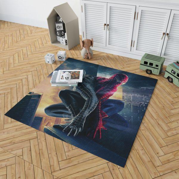 Spider-Man 3 Movie Bedroom Living Room Floor Carpet Rug 2
