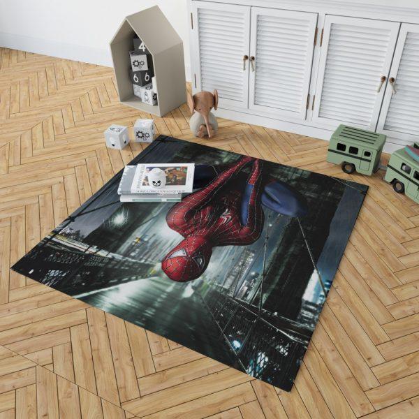 Spider-Man 3 Movie Spider Sense Bedroom Living Room Floor Carpet Rug 2