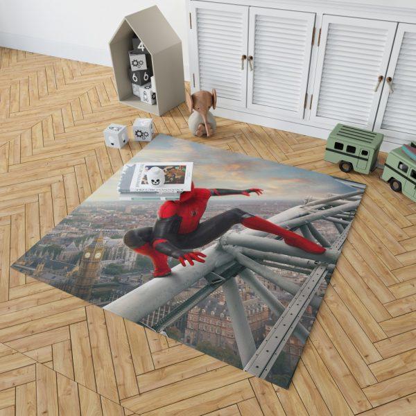 Spider-Man Far From Home Movie Marvel Bedroom Living Room Floor Carpet Rug 2