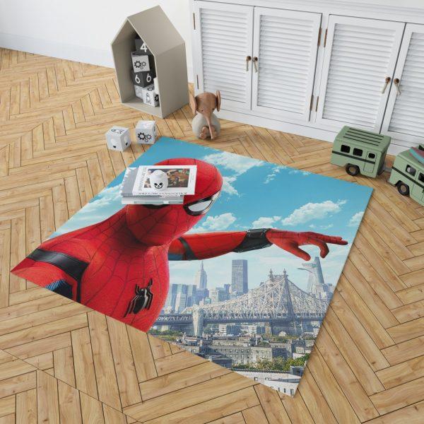 Spider Man Home Coming Bedroom Living Room Floor Carpet Rug 2