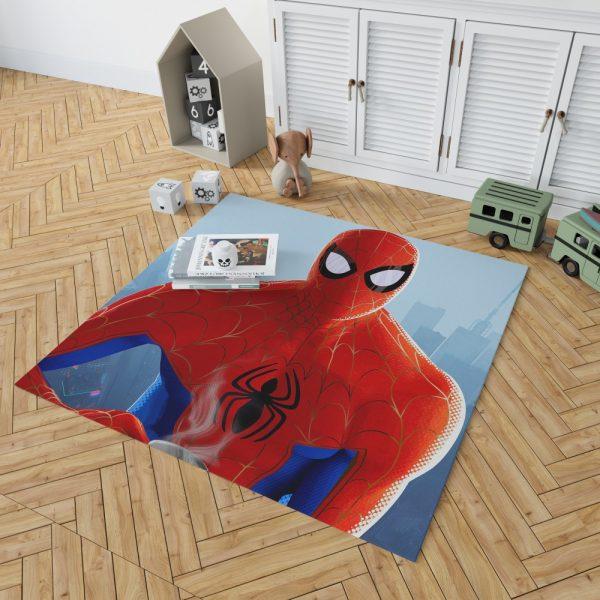 Spider-Man Into The Spider-Verse Movie Bedroom Living Room Floor Carpet Rug 2