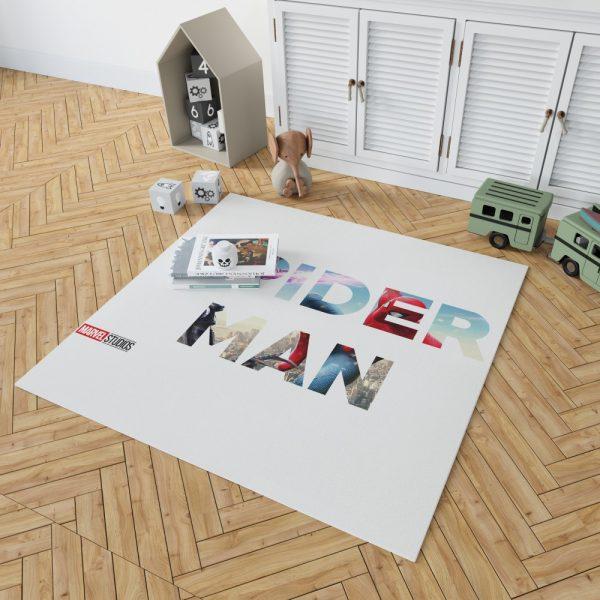 Spider-Man Movie Bedroom Living Room Floor Carpet Rug 2