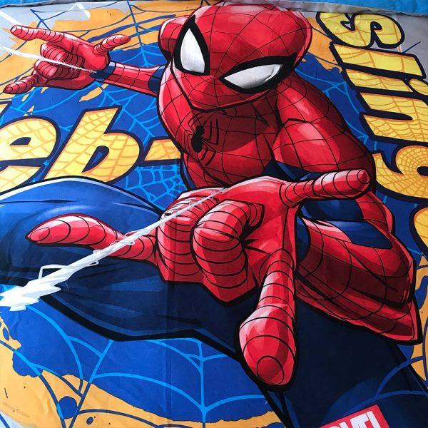 Spiderman bedding set Queen size (1)