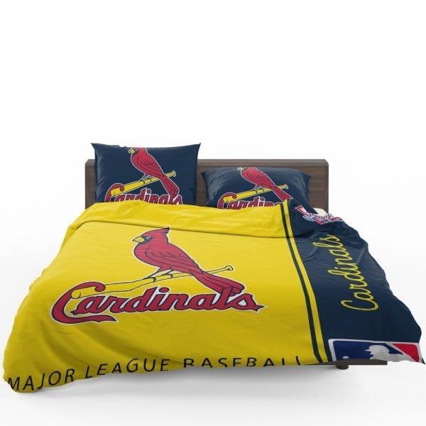 St. Louis Cardinals MLB Baseball National League Bedding Set 1