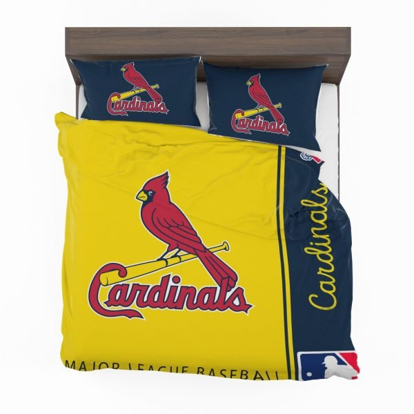 St. Louis Cardinals MLB Baseball National League Bedding Set 2
