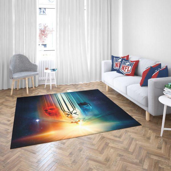 Star Trek Beyond Movie Bedroom Living Room Floor Carpet Rug 3