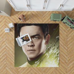 Star Trek Beyond Movie Hikaru Sulu John Cho Star Trek Beyond Bedroom Living Room Floor Carpet Rug 1