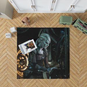 Star Trek Beyond Movie JaylahSofia Boutella Star Trek Beyond Bedroom Living Room Floor Carpet Rug 1