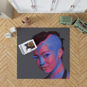 Star Trek Into Darkness Movie Sci-Fi Bedroom Living Room Floor Carpet Rug 1