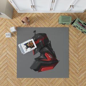 Star Wars Movie Boba Fett Jeremy Bulloch Bedroom Living Room Floor Carpet Rug 1