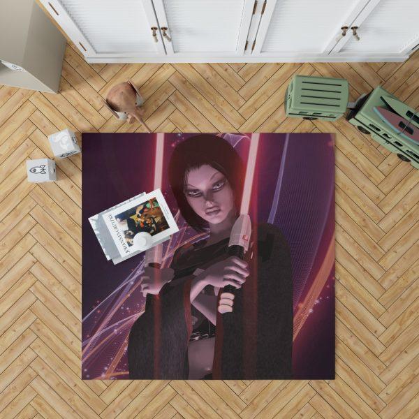 Star Wars Movie Star Wars Bedroom Living Room Floor Carpet Rug 1