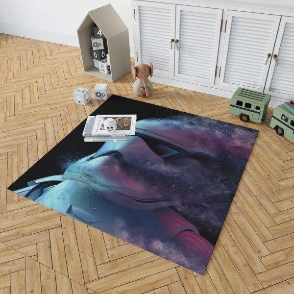 Star Wars Movie Stormtrooper Bedroom Living Room Floor Carpet Rug 2