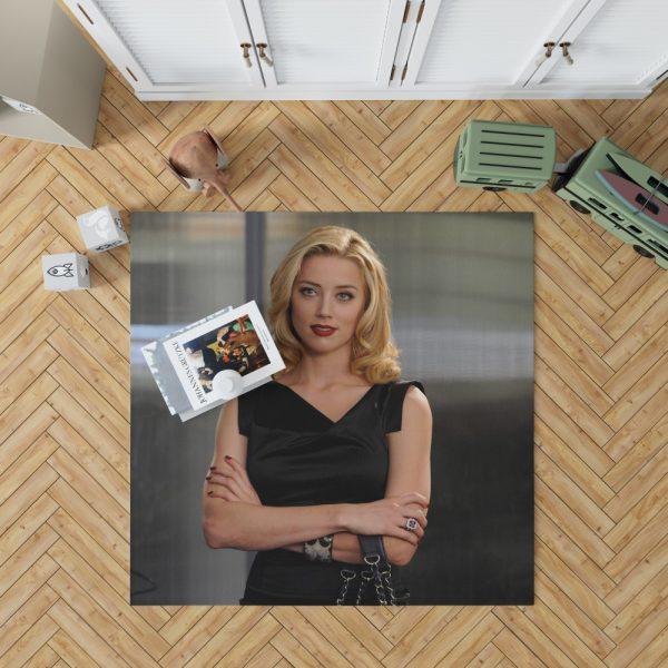 Syrup Movie Amber Heard Blonde Bedroom Living Room Floor Carpet Rug 1
