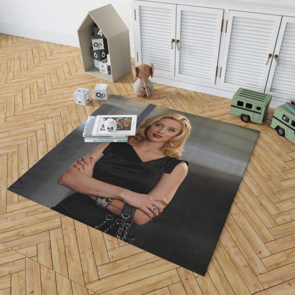 Syrup Movie Amber Heard Blonde Bedroom Living Room Floor Carpet Rug 2