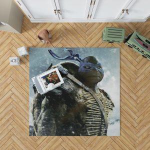 Teenage Mutant Ninja Turtles Movie Bedroom Living Room Floor Carpet Rug 1