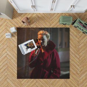 Terminal Movie Margot Robbie Bedroom Living Room Floor Carpet Rug 1