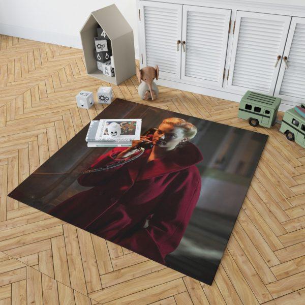 Terminal Movie Margot Robbie Bedroom Living Room Floor Carpet Rug 2