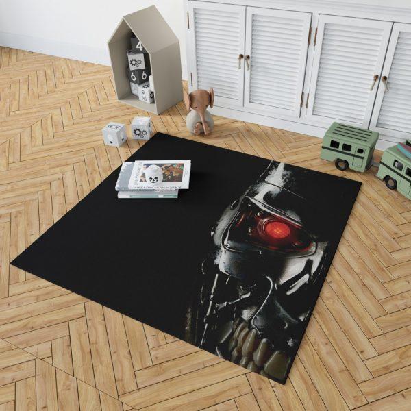 Terminator Movie Genisys Bedroom Living Room Floor Carpet Rug 2