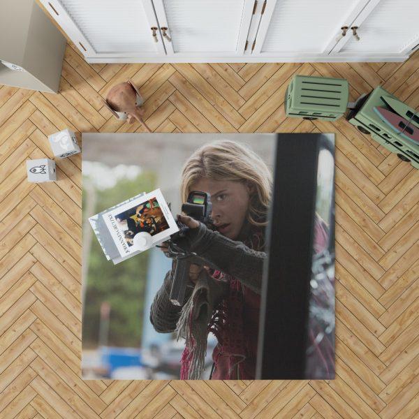 The 5th Wave Movie Chloë Grace Moretz Bedroom Living Room Floor Carpet Rug 1