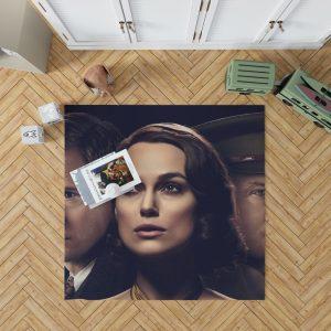 The Aftermath Movie Keira Knightley Alexander Skarsgard Jason Clarke Bedroom Living Room Floor Carpet Rug 1