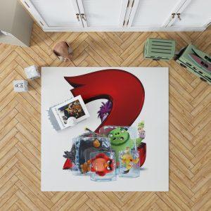 The Angry Birds Movie 2 Movie Bedroom Living Room Floor Carpet Rug 1