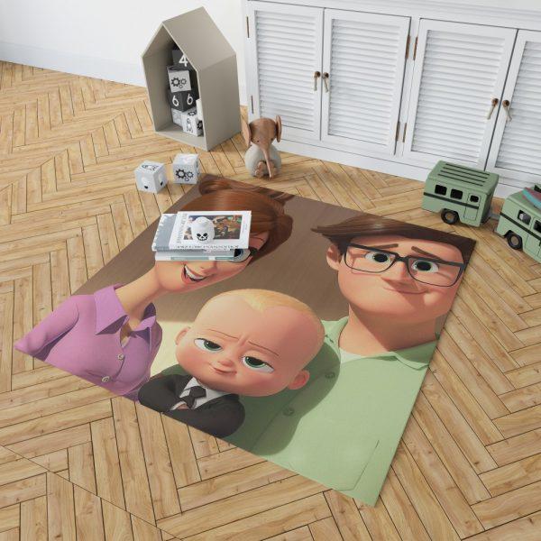 The Boss Baby Movie Bedroom Living Room Floor Carpet Rug 2