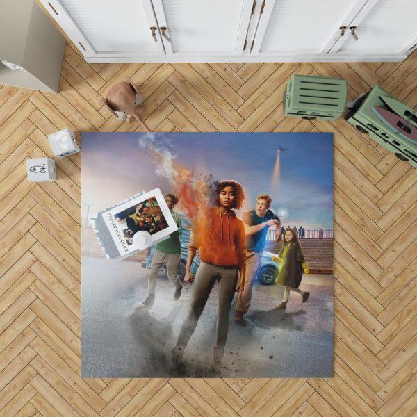 The Darkest Minds Movie Amandla Stenberg Sci Fi Bedroom Living Room Floor Carpet Rug 1