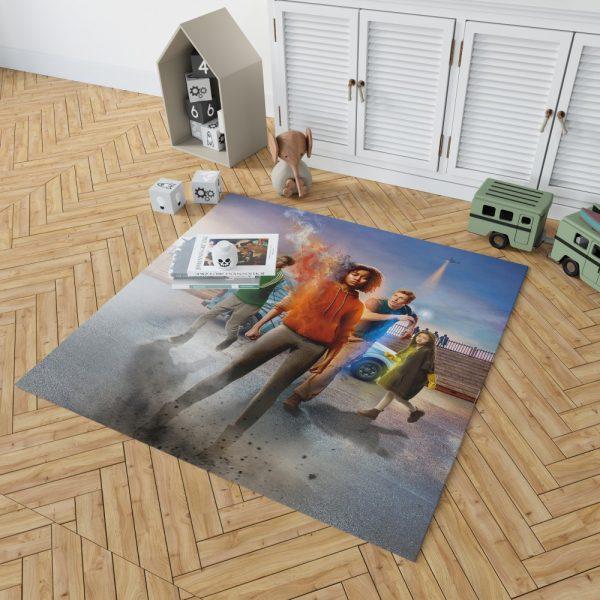 The Darkest Minds Movie Amandla Stenberg Sci Fi Bedroom Living Room Floor Carpet Rug 2