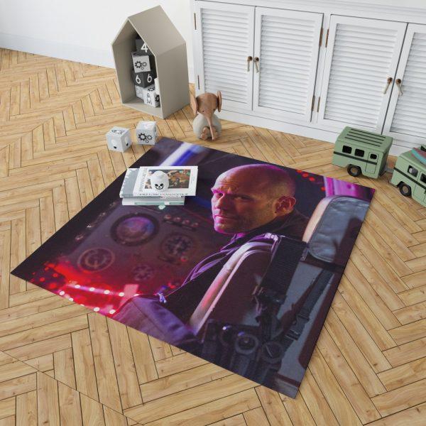 The Expendables 3 Movie Lee Christmas Jason Statham Bedroom Living Room Floor Carpet Rug 2