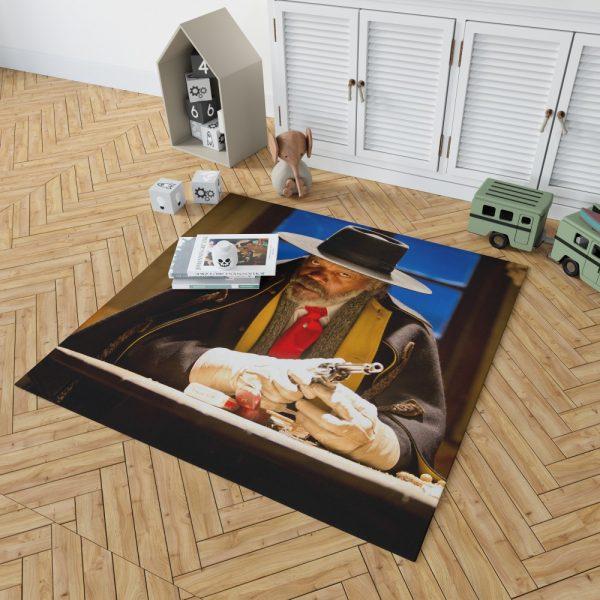 The Hateful Eight Movie Samuel L Jackson Bedroom Living Room Floor Carpet Rug 2