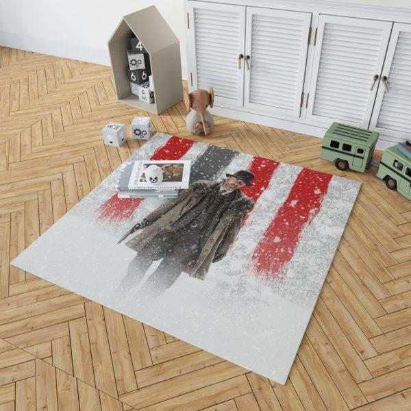 The Hateful Eight Movie Tim Roth Bedroom Living Room Floor Carpet Rug 2