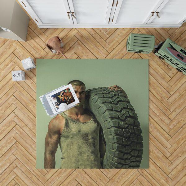 The Hunger Games Mockingjay Part 2 Movie Bedroom Living Room Floor Carpet Rug 1