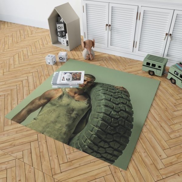 The Hunger Games Mockingjay Part 2 Movie Bedroom Living Room Floor Carpet Rug 2