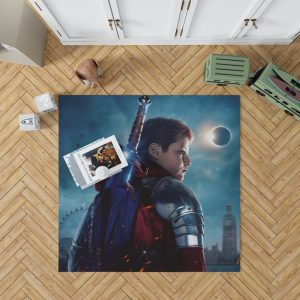 The Kid Who Would Be King Movie Bedroom Living Room Floor Carpet Rug 1
