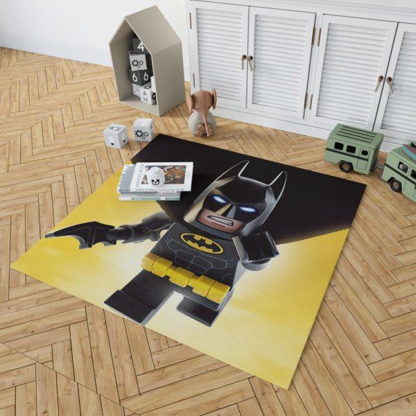 The Lego Batman Movie Bedroom Living Room Floor Carpet Rug 2