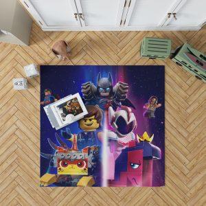The Lego Movie 2 The Second Part Movie Aquaman Batman Superman Bedroom Living Room Floor Carpet Rug 1
