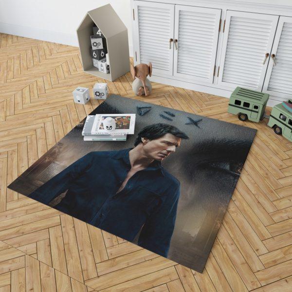 The Mummy Movie Tom Cruise Bedroom Living Room Floor Carpet Rug 2