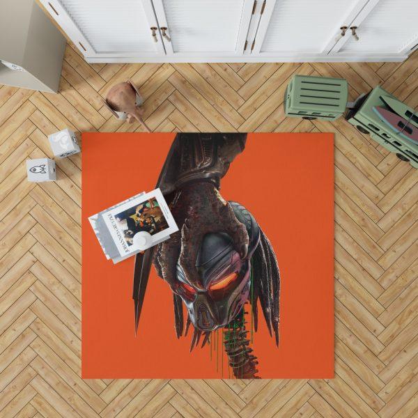 The Predator Movie Alien Movie Sci Fi Bedroom Living Room Floor Carpet Rug 1