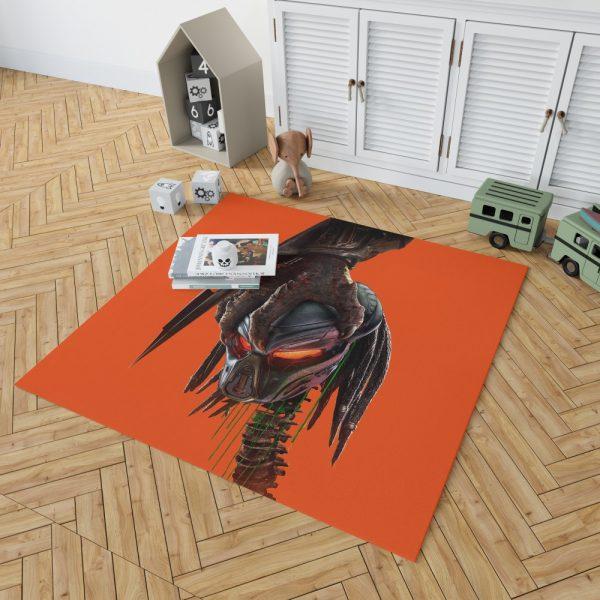 The Predator Movie Alien Movie Sci Fi Bedroom Living Room Floor Carpet Rug 2