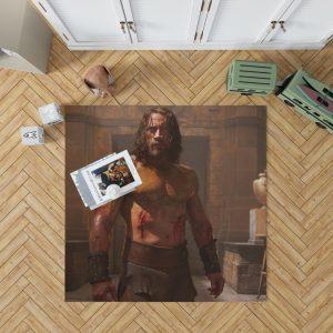 The Rock in Hercules Movie 2014 Bedroom Living Room Floor Carpet Rug 1