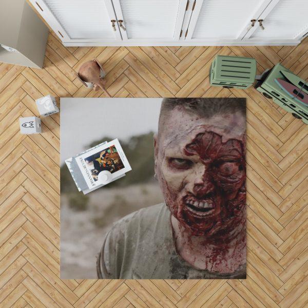 The Walking Deceased Movie Bedroom Living Room Floor Carpet Rug 1