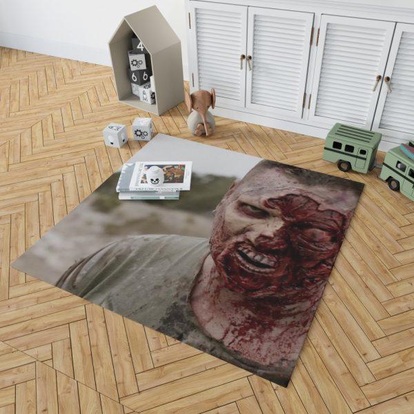 The Walking Deceased Movie Bedroom Living Room Floor Carpet Rug 2