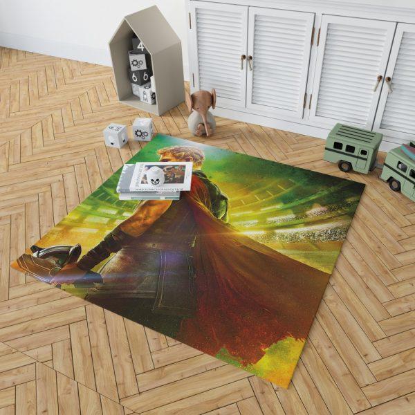 Thor Ragnarok Chris Hemsworth Bedroom Living Room Floor Carpet Rug 2