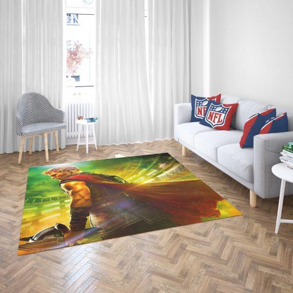 Thor Ragnarok Chris Hemsworth Bedroom Living Room Floor Carpet Rug 3