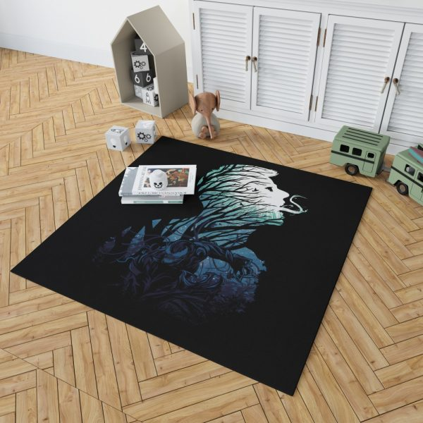 Tom Hardy in Venom MovieBedroom Living Room Floor Carpet Rug 2