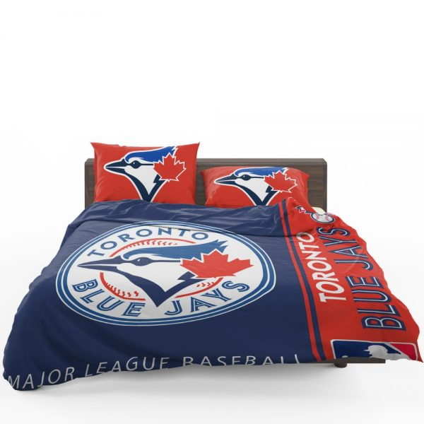 Toronto Blue Jays MLB Baseball American League Bedding Set 1