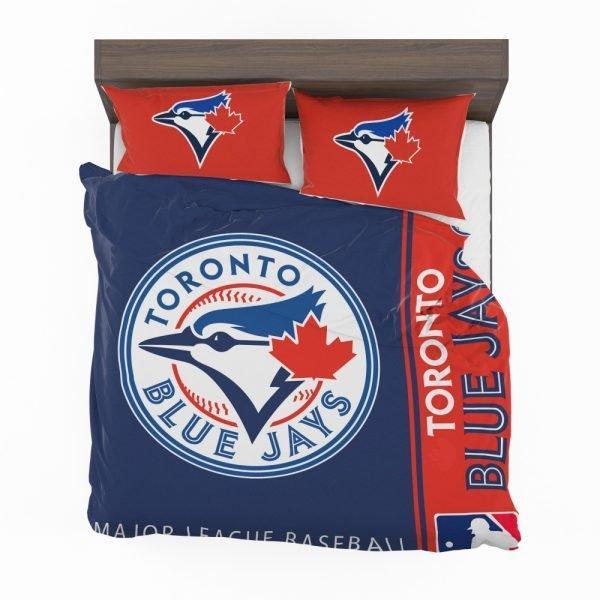 Toronto Blue Jays MLB Baseball American League Bedding Set 2